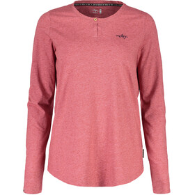 Maloja BurgaM. Longsleeve Women maple leaf